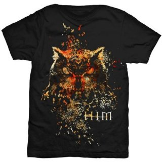 HIM Owl Colour, Tシャツ