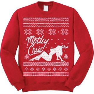 MOTLEY CRUE Holiday, スウェットシャツ