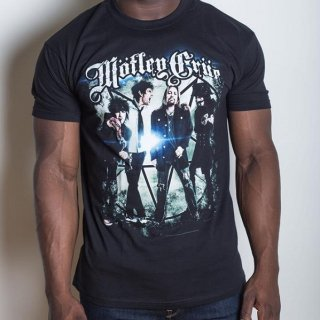 MOTLEY CRUE Group Photo, Tシャツ