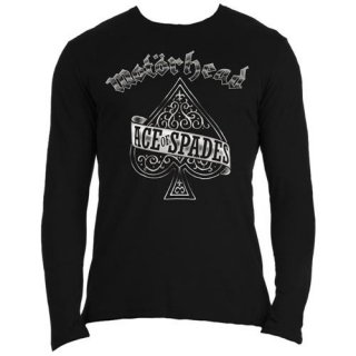 MOTORHEAD Ace of Spades, ロングTシャツ