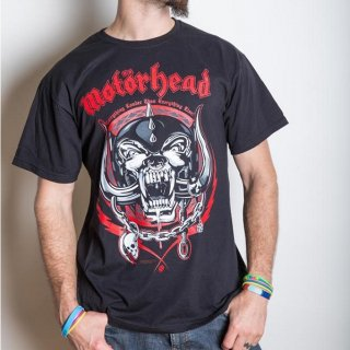 MOTORHEAD Lightning Wreath, Tシャツ