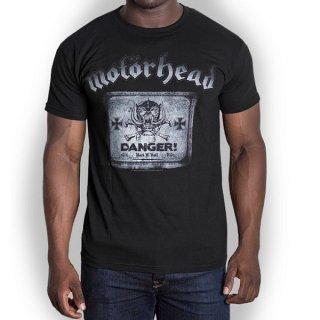 MOTORHEAD Danger, Tシャツ