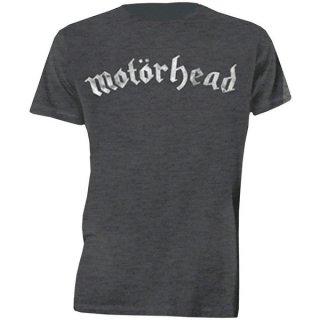 MOTORHEAD Distressed Logo, Tシャツ