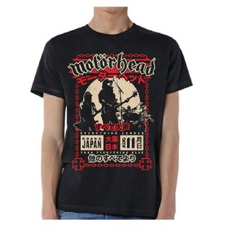 MOTORHEAD Loud in Osaka, Tシャツ