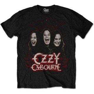 OZZY OSBOURNE Crows & Bars, Tシャツ