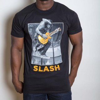 SLASH Guitar Jump, Tシャツ