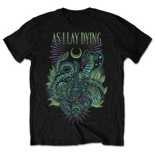 AS I LAY DYING Cobra, Tシャツ
