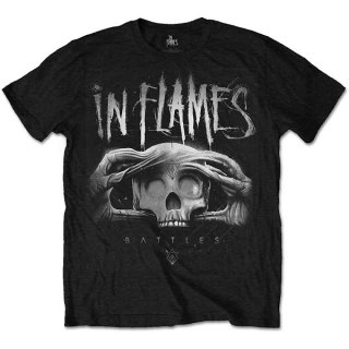 IN FLAMES Battles 2 Tone, Tシャツ