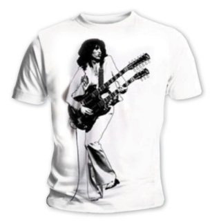 JIMMY PAGE Urban Image, Tシャツ