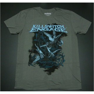 KILLSWITCH ENGAGE Engage Battle, Tシャツ