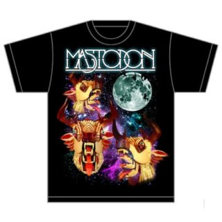 MASTODON Interstellar Hunter, Tシャツ