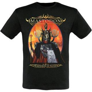 MASTODON Emperor Of Sand 2017, Tシャツ