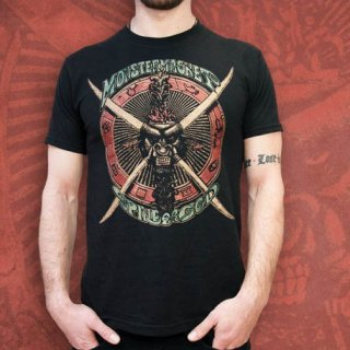 MONSTER MAGNET Spine Of Gold, Tシャツ