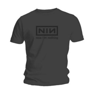 NINE INCH NAILS Now I'm Nothing, Tシャツ