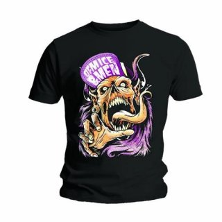 OF MICE & MEN Flip Hat Demon, Tシャツ