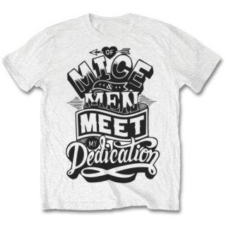 OF MICE & MEN Dedication, Tシャツ
