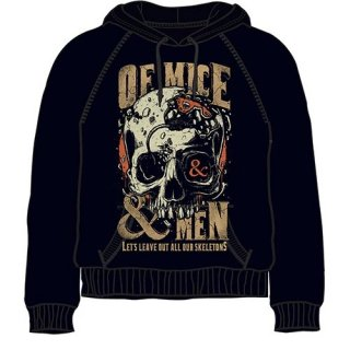 OF MICE & MEN Leave Out, パーカー