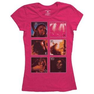 PINK FLOYD Live Poster, レディースTシャツ