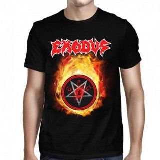 EXODUS Fireball-north America '17 Ss, Tシャツ