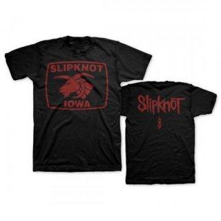 SLIPKNOT Goat Crest, Tシャツ