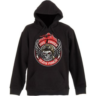 FIVE FINGER DEATH PUNCH Bomber Patch, パーカー