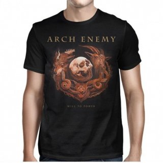 ARCH ENEMY Will To Power Tour-2017, Tシャツ