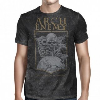 ARCH ENEMY The World Is Yours, Tシャツ
