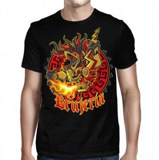BRUJERIA Urban Aztec, Tシャツ
