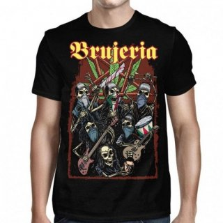 BRUJERIA Skeleton Band Tour 2017, Tシャツ