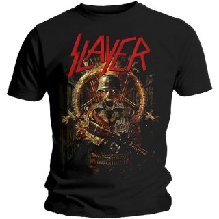SLAYER Hard Cover Comic Book, Tシャツ
