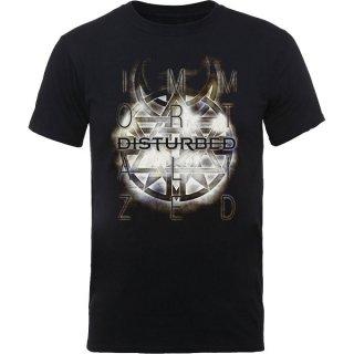 DISTURBED Symbol, Tシャツ