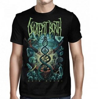 DECREPIT BIRTH Axis Mundi, Tシャツ