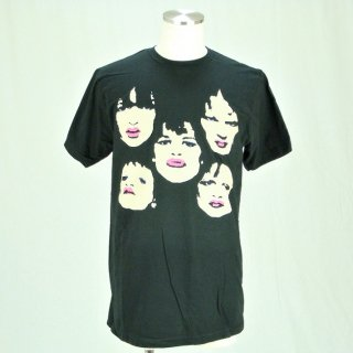 NEW YORK DOLLS Faces, Tシャツ