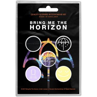 BRING ME THE HORIZON That's The Spirit, バッジセット
