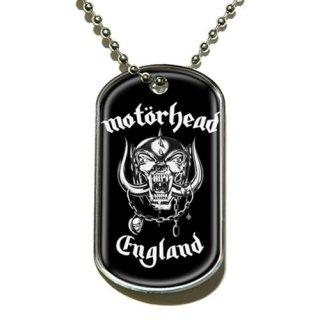 MOTORHEAD England, ドッグタグ