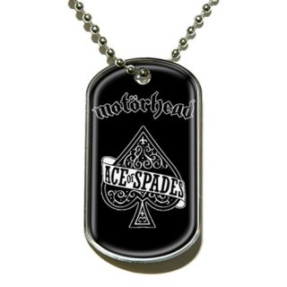MOTORHEAD Ace Of Spades, ドッグタグ