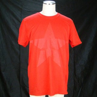 RAGE AGAINST THE MACHINE Red Star Red Before, Tシャツ