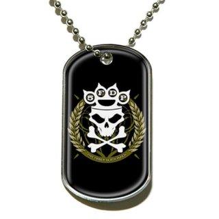 FIVE FINGER DEATH PUNCH Knuckle Crown, ドッグタグ