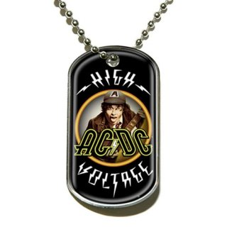 AC/DC High Voltage, ドッグタグ