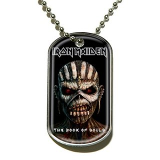 IRON MAIDEN The Book Of Souls, ドッグタグ