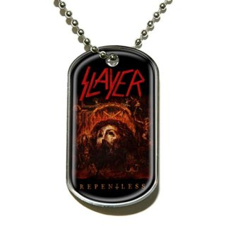 SLAYER Repentless, ドッグタグ