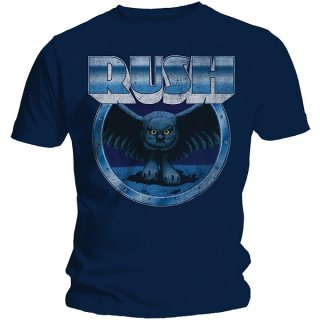 RUSH Fly By Night Vignette, Tシャツ