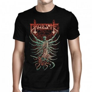 GRUESOME Fragments North American 2017, Tシャツ