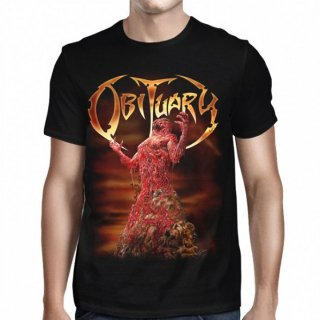 OBITUARY 10000 Ways to Die, Tシャツ