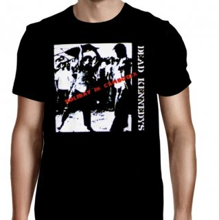 DEAD KENNEDYS Holiday in Cambodia, Tシャツ