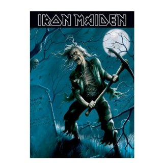 IRON MAIDEN Benjamin Breeg, ポストカード