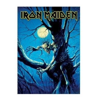 IRON MAIDEN Fear Of The Dark, ポストカード