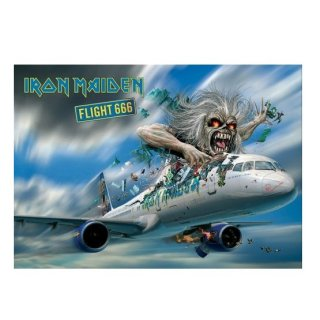 IRON MAIDEN Flight 666, ポストカード