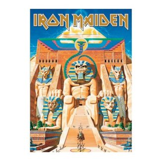 IRON MAIDEN Powerslave, ポストカード