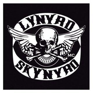 LYNYRD SKYNYRD Skull, グリーティングカード